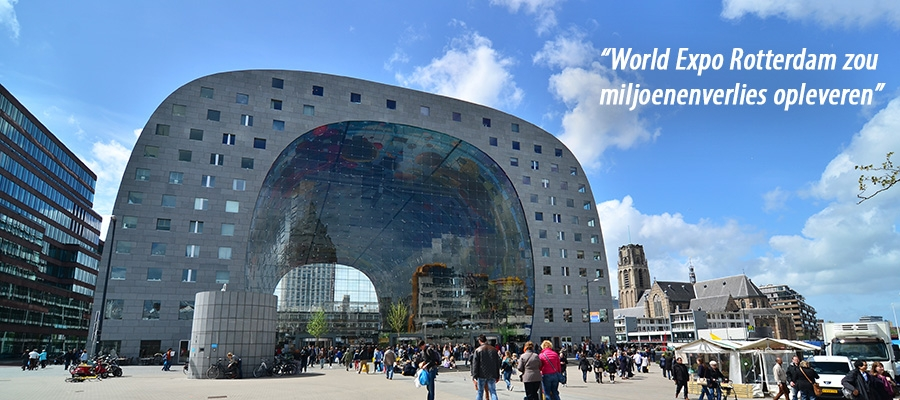 World Expo 2025 levert miljoenenverlies op