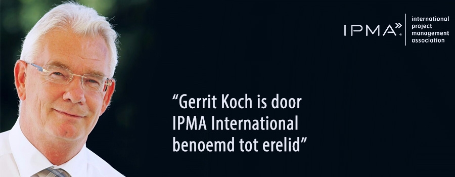 Gerrit Koch - IPMA International