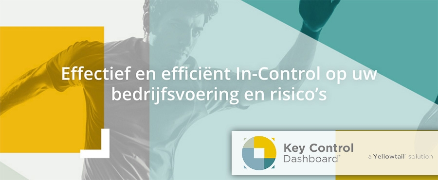 Key Control Dashboard, Yellowtail en EY