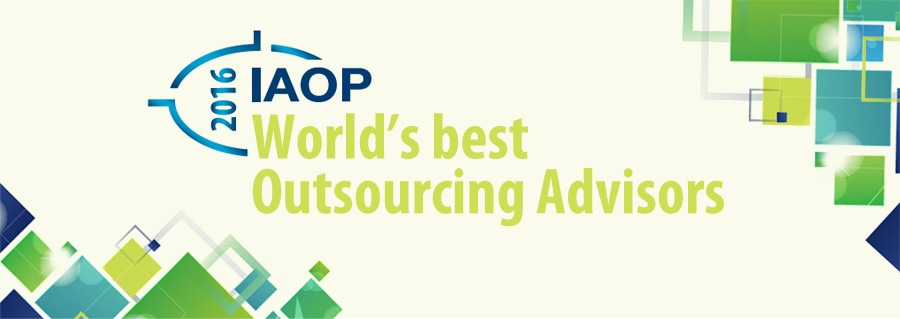 IAOP World's Best Outsourcing Advisors