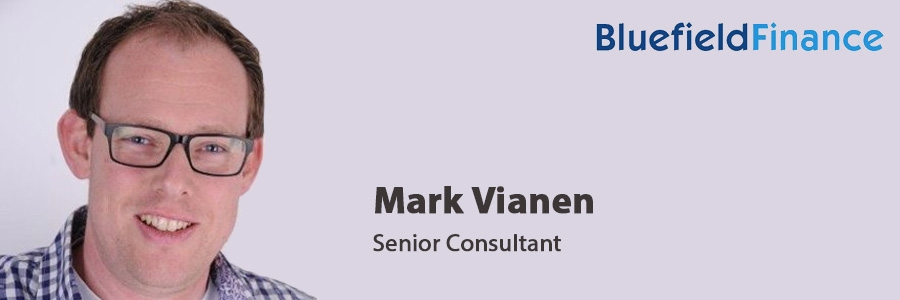 Mark Vianen - Bluefield Finance