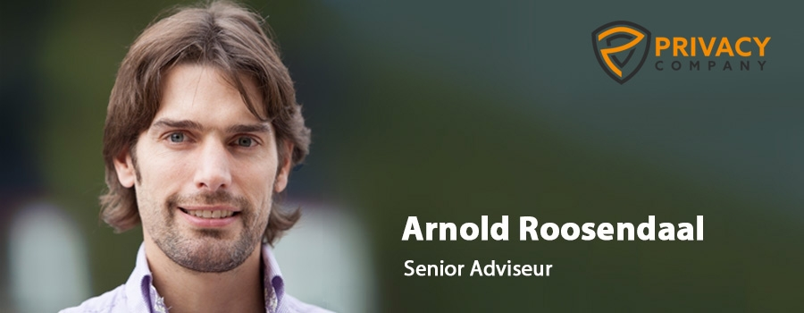 Arnold Roosendaal - Privacy Company