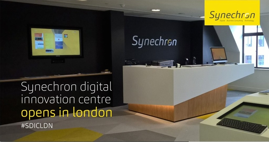 Synechron digital innovation centre in London