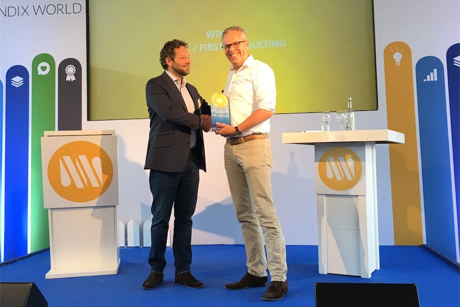 First Consulting wint Mendix Innovation Award
