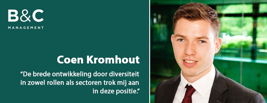 Coen Kromhout - Boer &  Croon Management