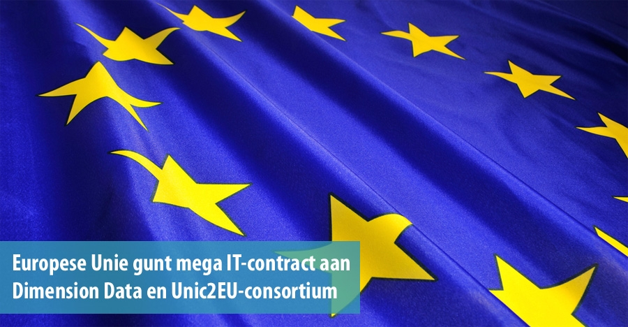 EC gunt mega IT-contract aan Dimension Data en Unic2EU-consortium