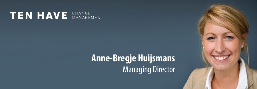 Anne-Bregje Huijsmans - Ten Have Change Management