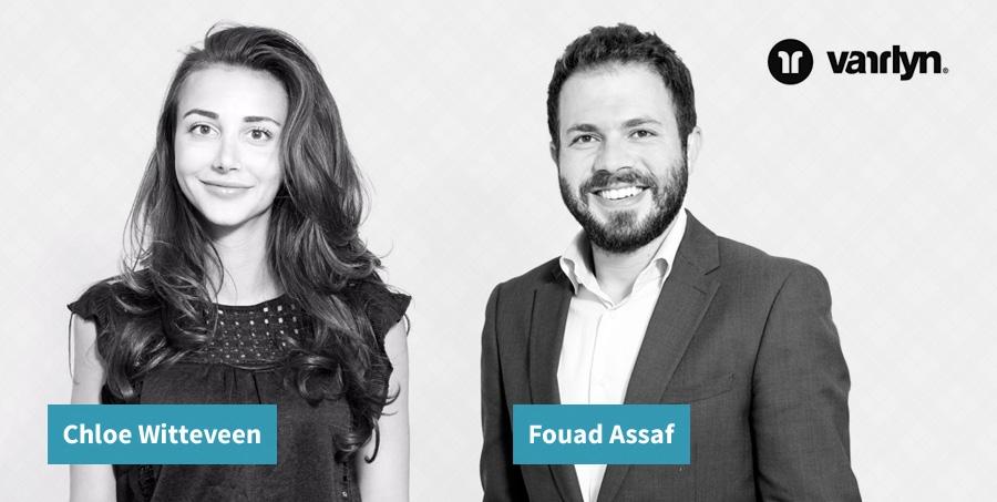 Chloe Witteveen en Fouad Assaf - Varrlyn