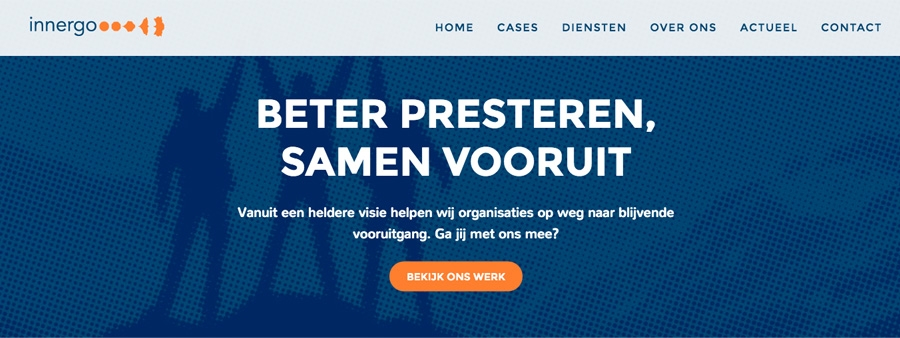 Website van innergo