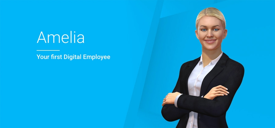 Amelia - Your first digital employee
