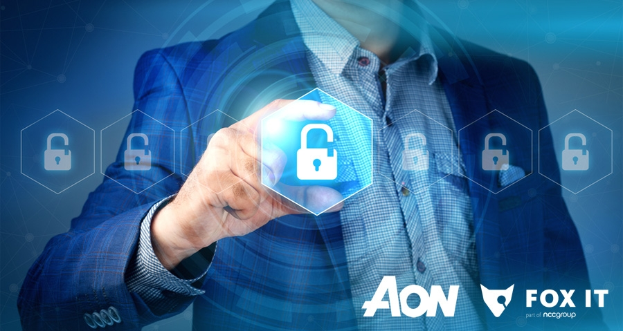 Aon en Fox-IT sluiten IT-beveiliging en cybersecurity samenwerking