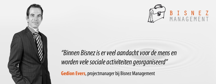 Gidion Evers - Business Management