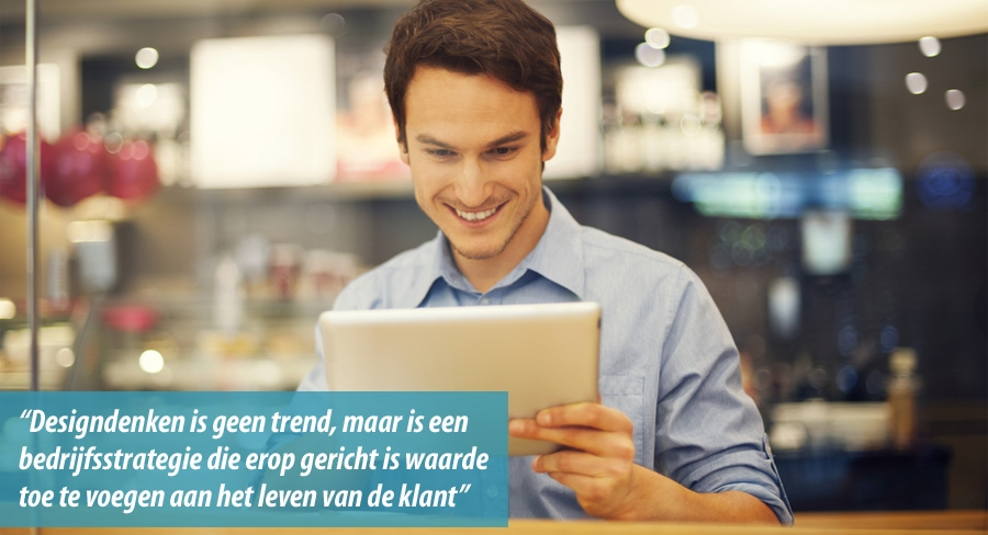 Designdenken is geen trend