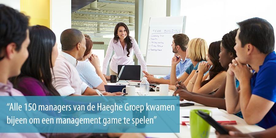 sw bedrijf de haeghe groep brengt strategie in lijn met participatiewetmanagement game \u201cde haeghe groep van de toekomst\u201d