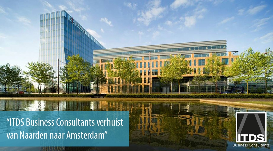 ITDS Business Consultants verhuist