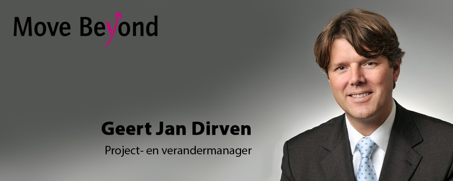 Geert Jan Dirven - Move Beyond