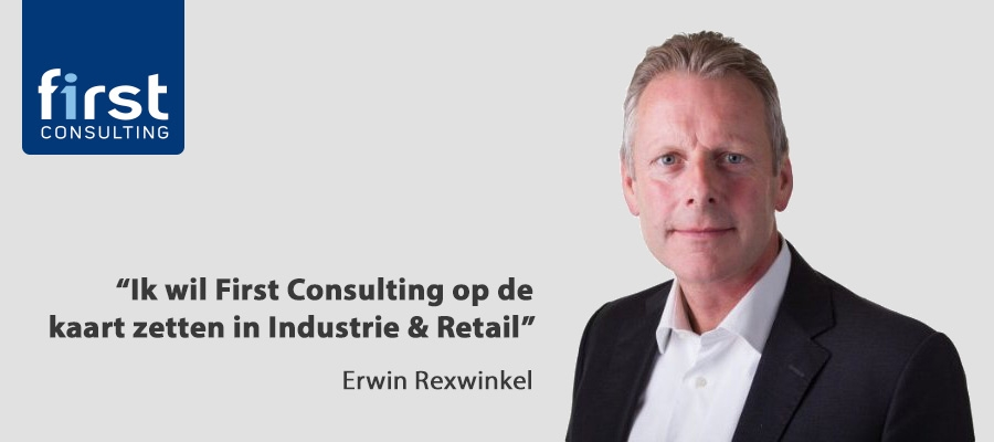 Erwin Rexwinkel - First Consulting