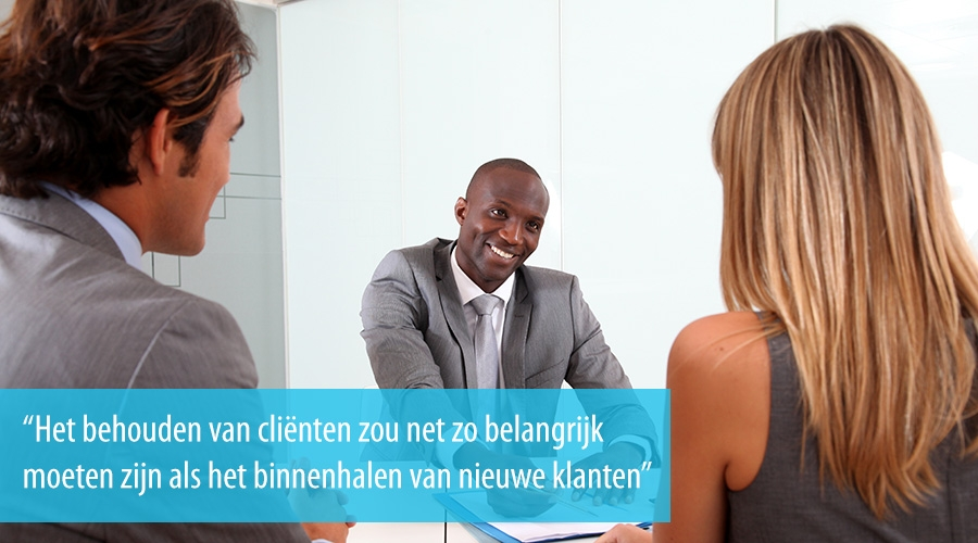 Klantdenken in Financial Services