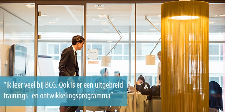The Boston Consulting Group in Amsterdam