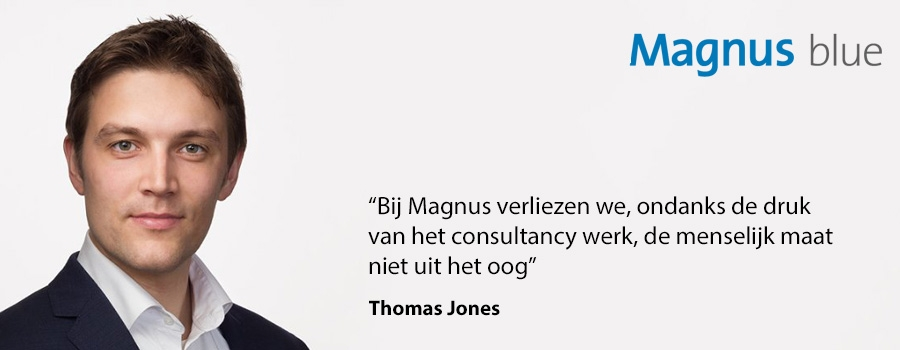 Thomas Jones - Magnus Blue