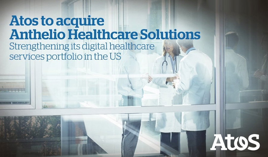 Atos acquires Anthelio Healthcare Solutions