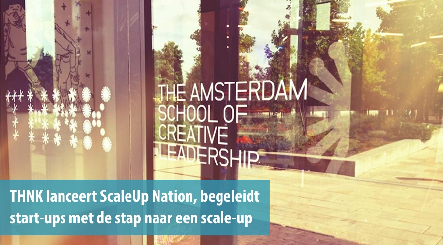 THNK lanceert ScaleUp Nation