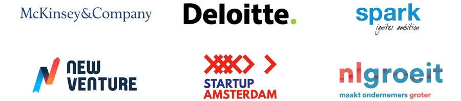 Partners van ScaleUp Nation
