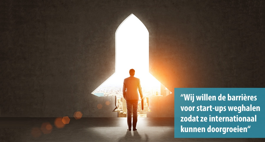 Van start-up naar scale-up