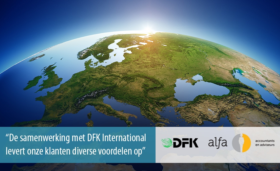 Alfa Consultants en DFK International