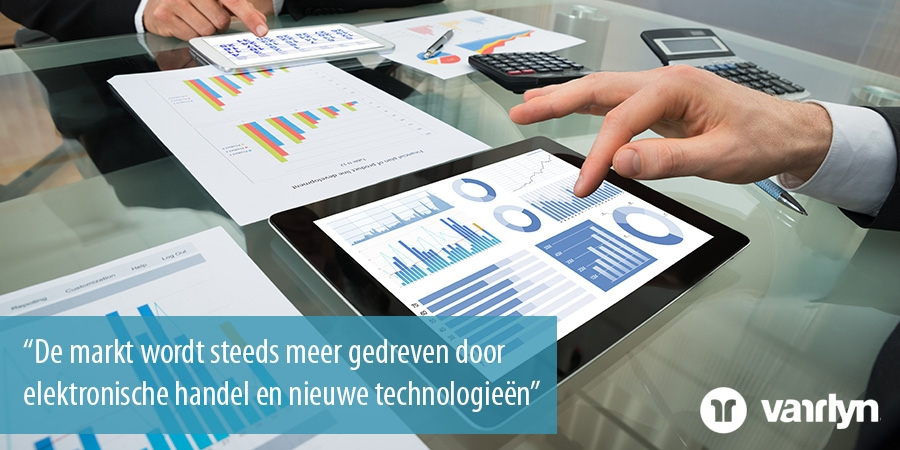 Technologie in Financial Services