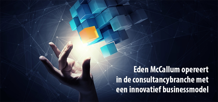 Eden McCallum - Innovatief Businessmodel