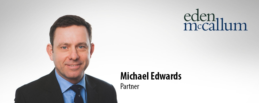 Michael Edwards - Eden McCallum