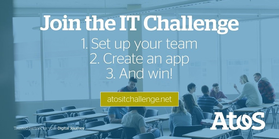 Atos - join the IT challenge