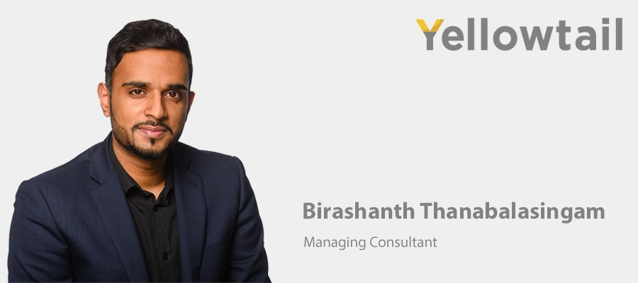 Birashanth Thanabalasingam - Yellowtail