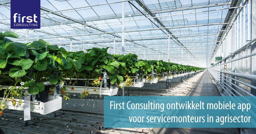 First Consulting ontwikkelt mobiele app voor servicemonteurs in agrisector