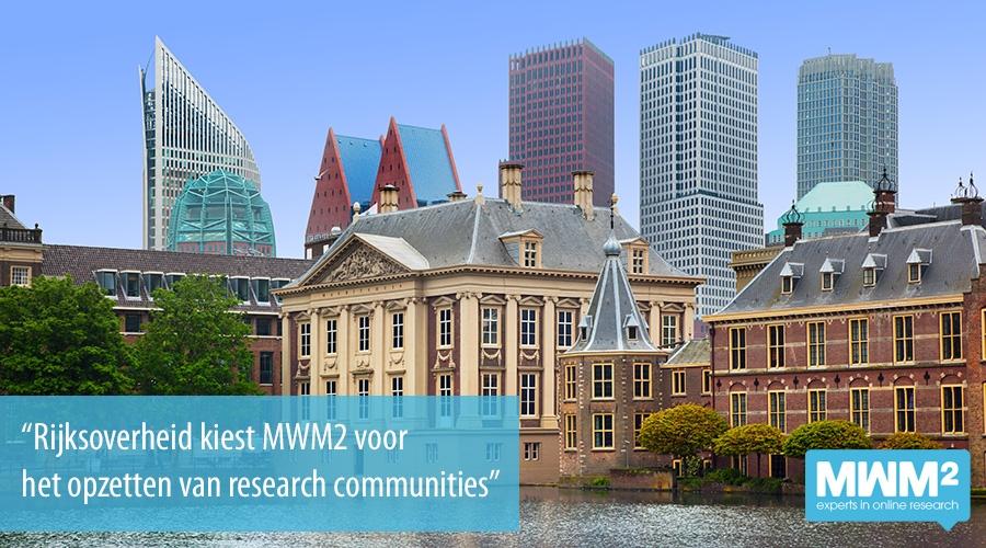 Rijksoverheid kiest MWM2 voor het opzetten van research ...