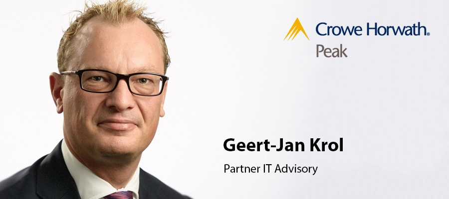 Geert-Jan Krol - Crowe Horwath Peak