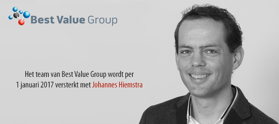 Johannes Hiemstra - Best Value Group