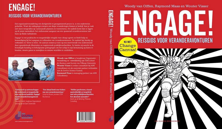 Managementboek: Engage!