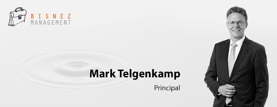 Mark Telgenkamp - Bisnez