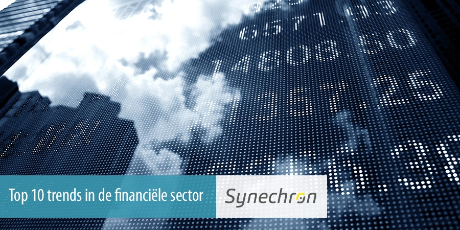 Top 10 trends voor finance en IT-beslissers in financiële sector