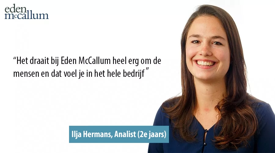 Ilja Hermans - Eden McCallum
