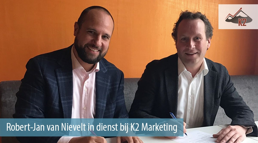 Robert-Jan van Nievelt bij K2 Marketing