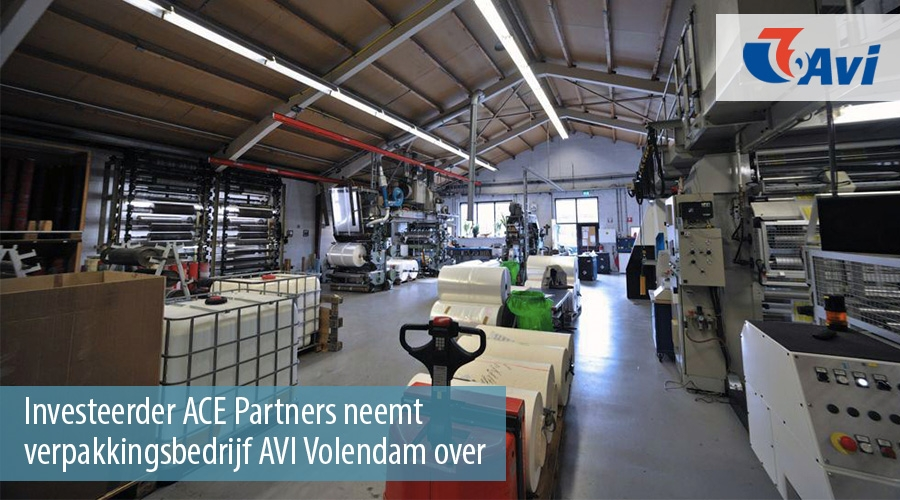 Investeerder ACE Partners neemt AVI Volendam over