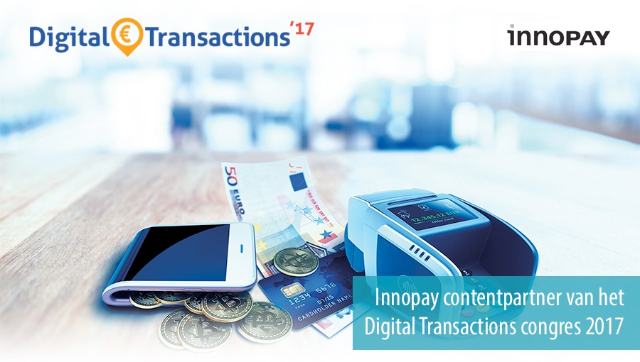 Innopay contentpartner van Digital Transactions congres 2017