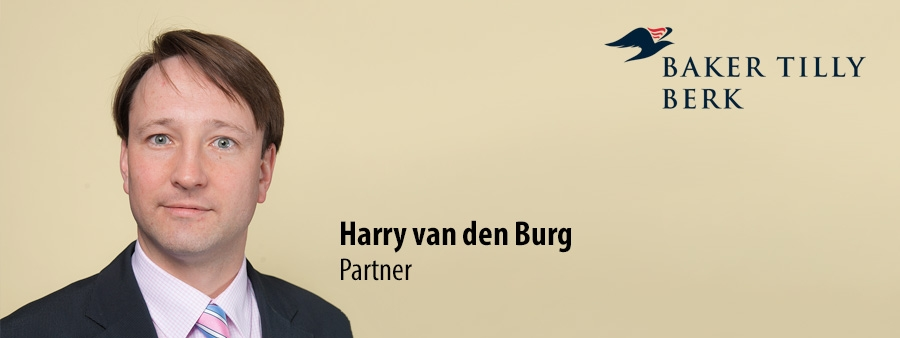 Harry van den Burg - Baker Tilly Berk