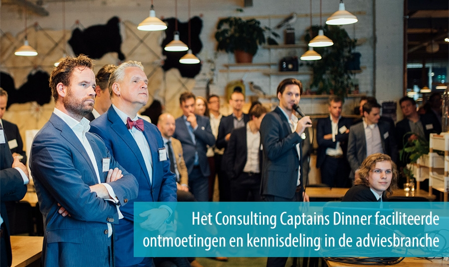 Consulting Captains Diner 2016