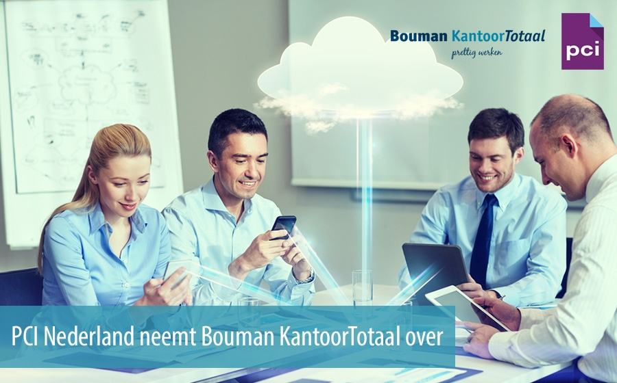 Bouman Kantoor Totaal : Kpmg en kruger adviseurs bij pci bouman kantoortotaal overname