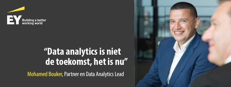 """Data analytics is niet de toekomst, het is nu"""