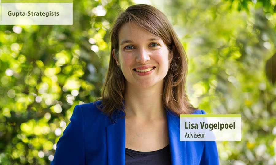 Lisa Vogelpoel - Gupta Strategists